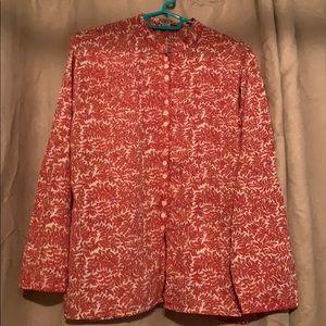 Sudha cotton blouse size M